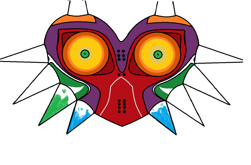 Majora's Mask by TheLOLChicken