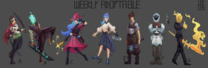 WEEKLY ADOPTABLE auction #5