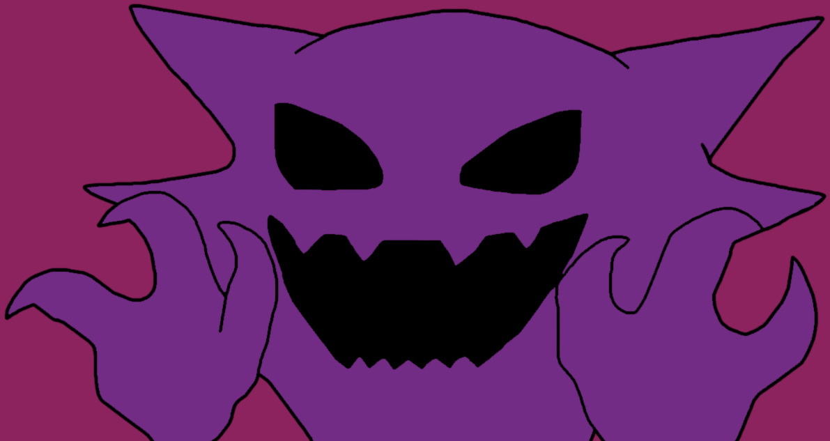Evil Haunter by GEORDINHO