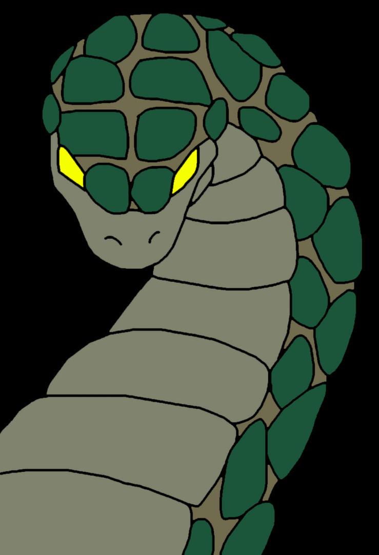 Divine Serpent Geh by GEORDINHO