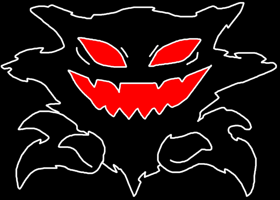 D-evil Haunter by GEORDINHO