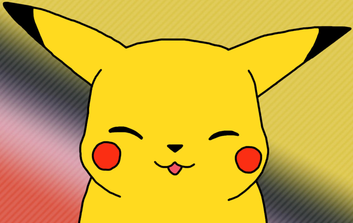 Pokemon No. 25 by GEORDINHO