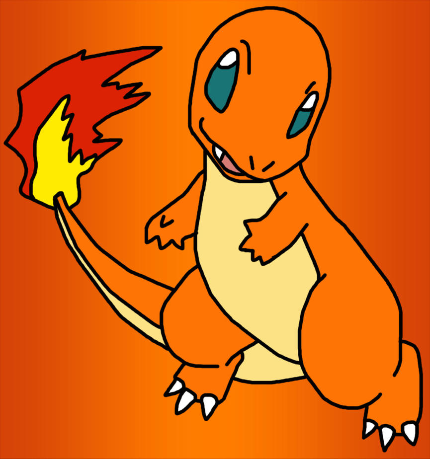 Charmander by GEORDINHO