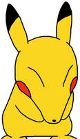 Pikachu Imitates Cyndaquil