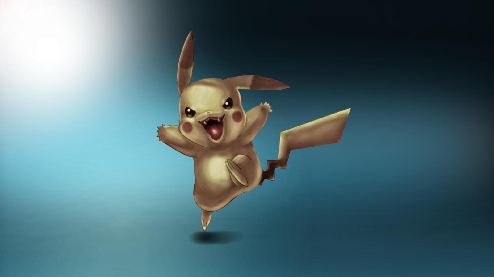 evil pikachu wallpaper - photo #2