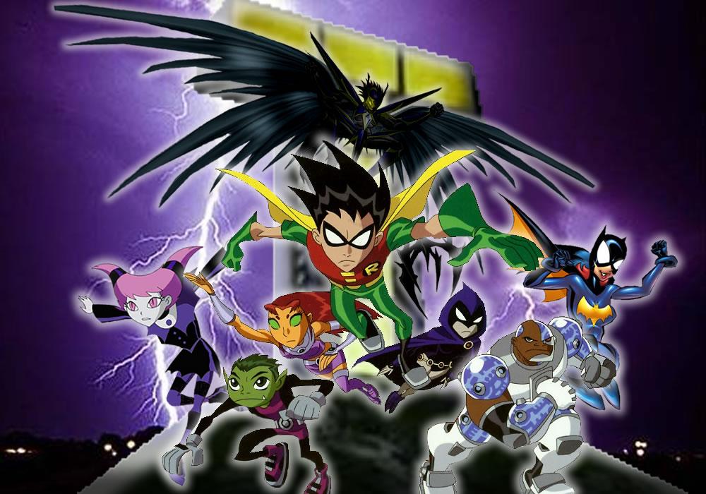 Heros Teens DC vs ? by mayozilla