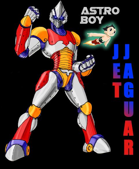 Jet Jaguar Thumbs Up