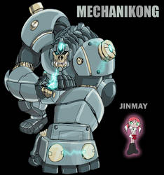 MECHAINKONG TEAM JINMAY