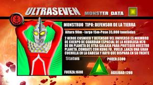ULTRASEVEN card status