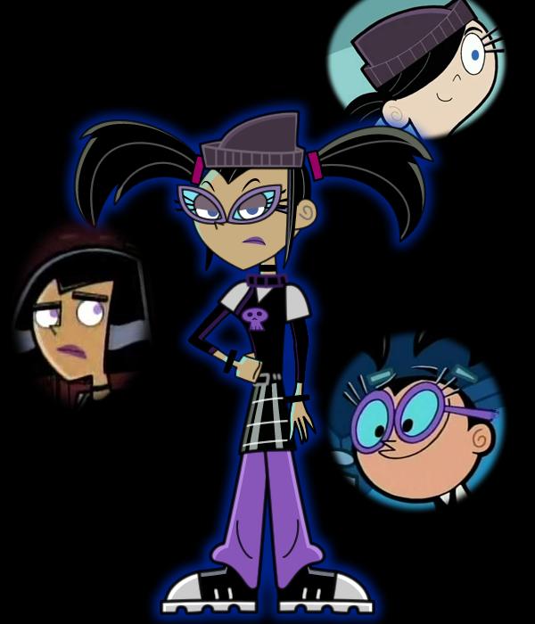 Sam,Tootie,Molly fusion by mayozilla