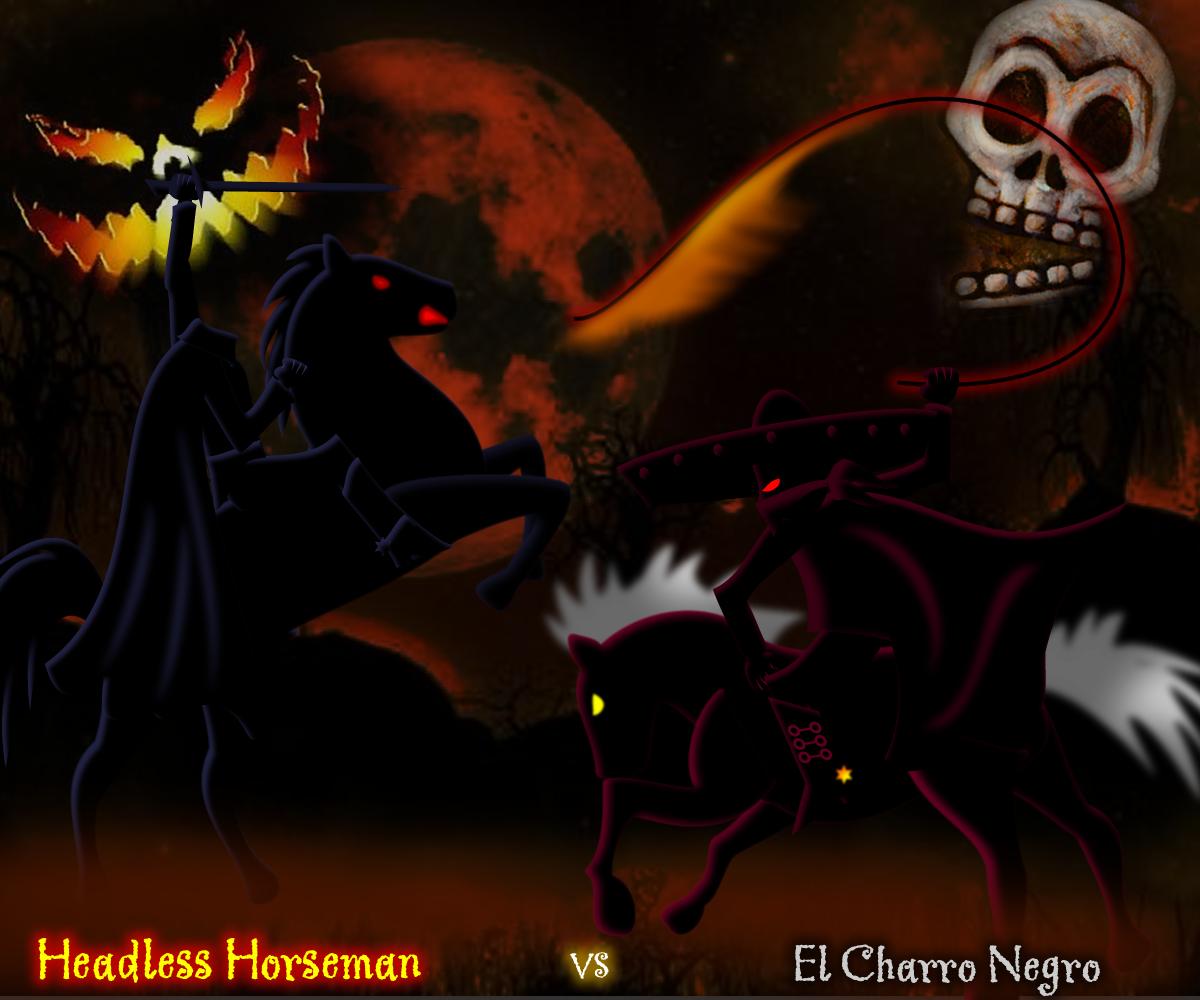Halloween vs Dia de muertos by mayozilla on DeviantArt - Dia De Halloween 2017