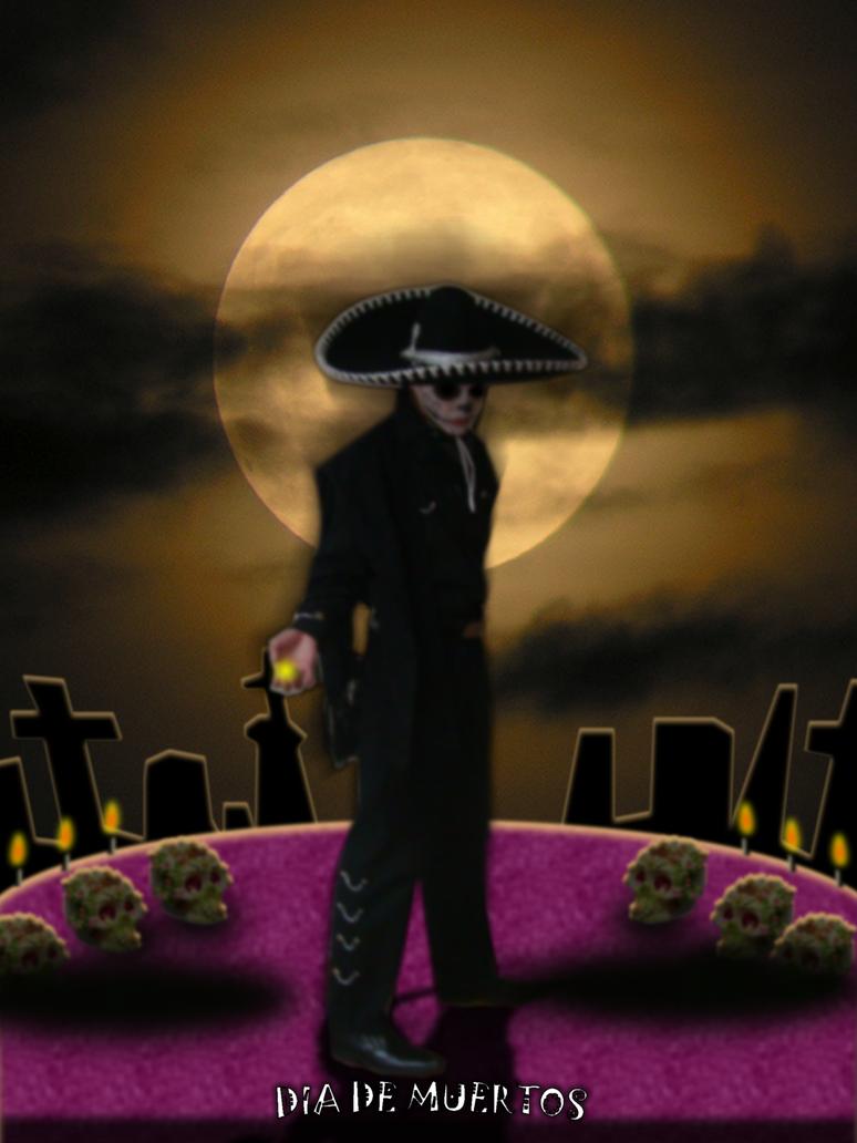 ME EL CHARRO NEGRO OF MEXICO by mayozilla