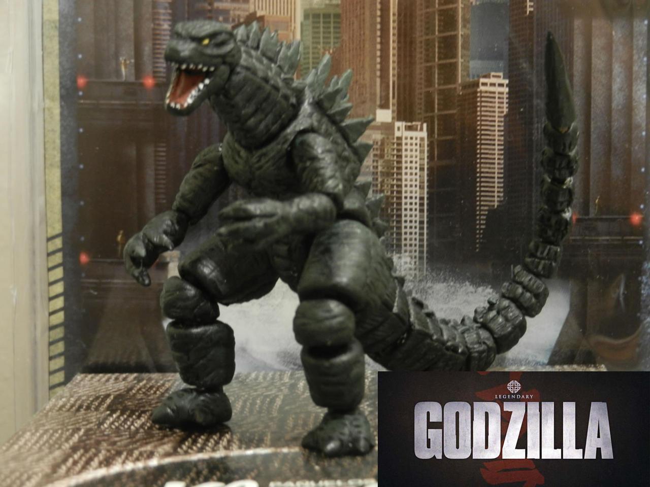 Godzilla 2014 by mayozilla