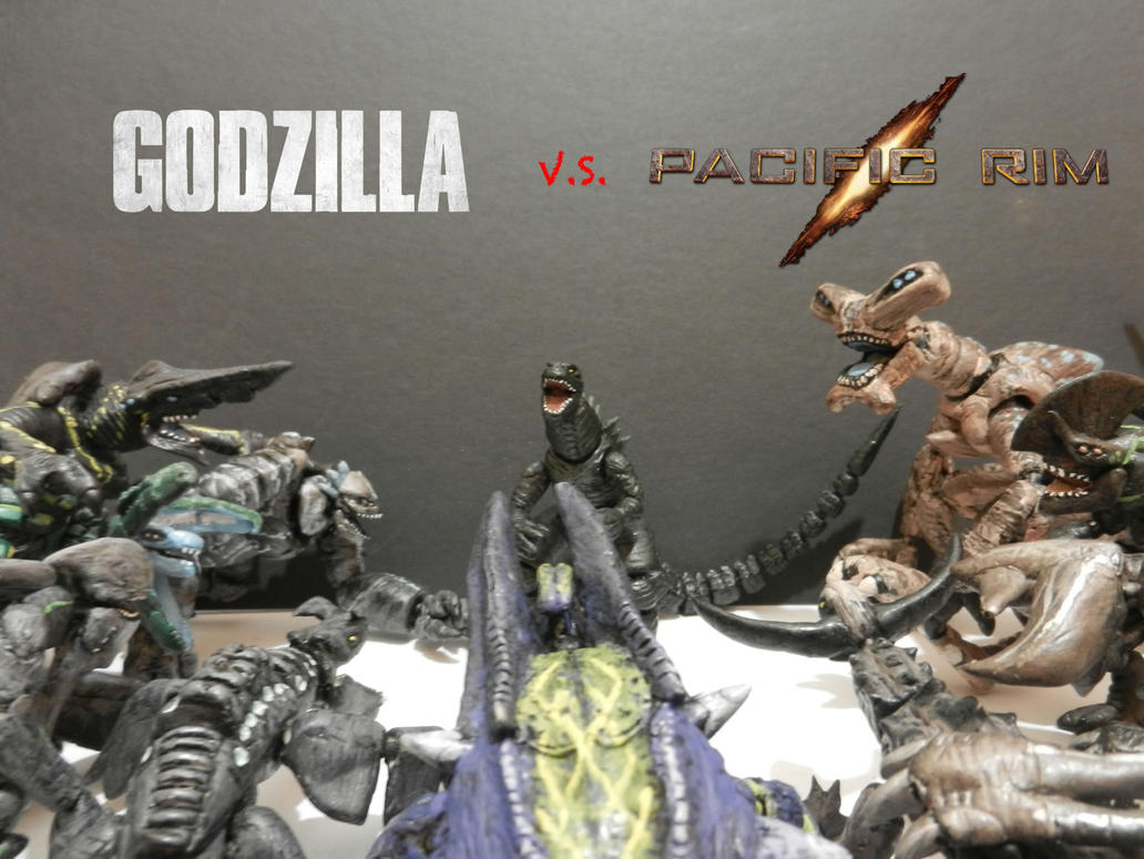 GODZILLA VS PACIFIC RIM KAIJUS by mayozilla on DeviantArt Pacific Rim Vs Godzilla