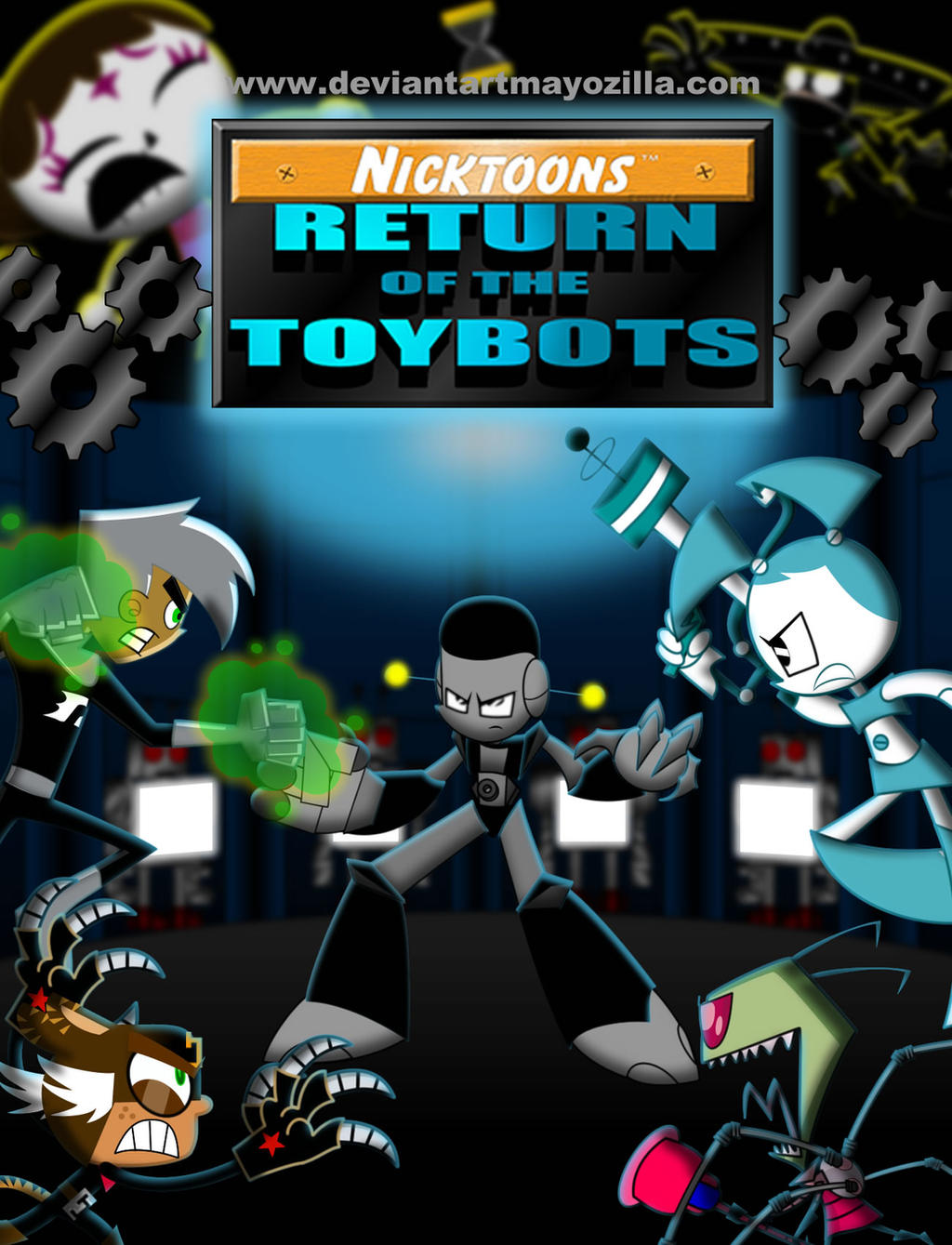 nicktoons poster 13 by mayozilla on deviantart