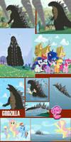 Godzilla return sea