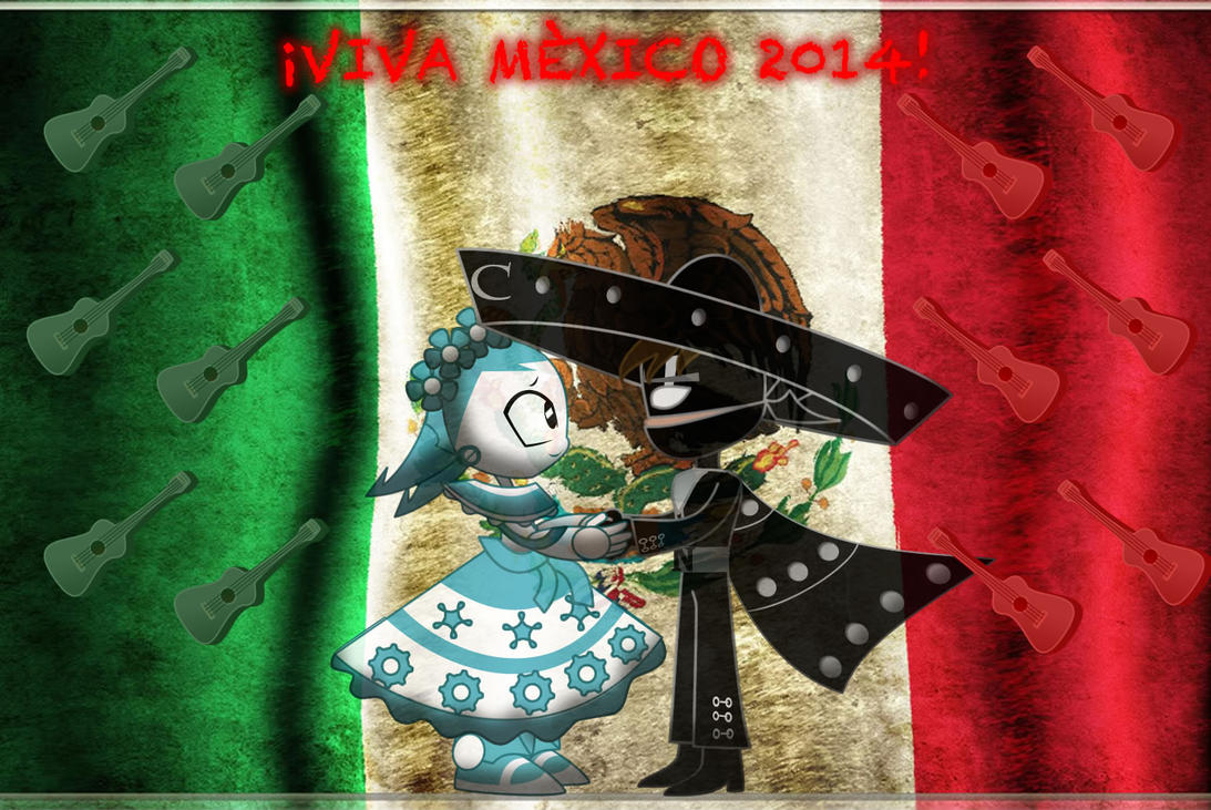 VIVA MEXICO 2014 by mayozilla