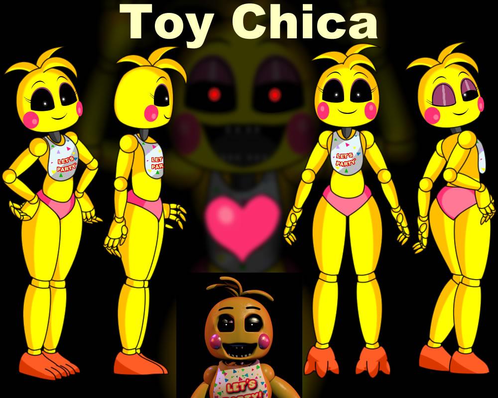 Toy chica by mayozilla on deviantart