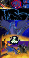Awakened of Kaiju Princess Luna