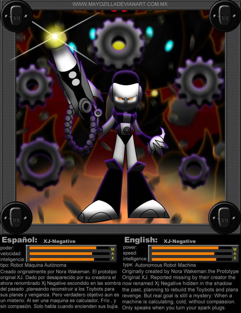 Neo card status XJ Negative by mayozilla