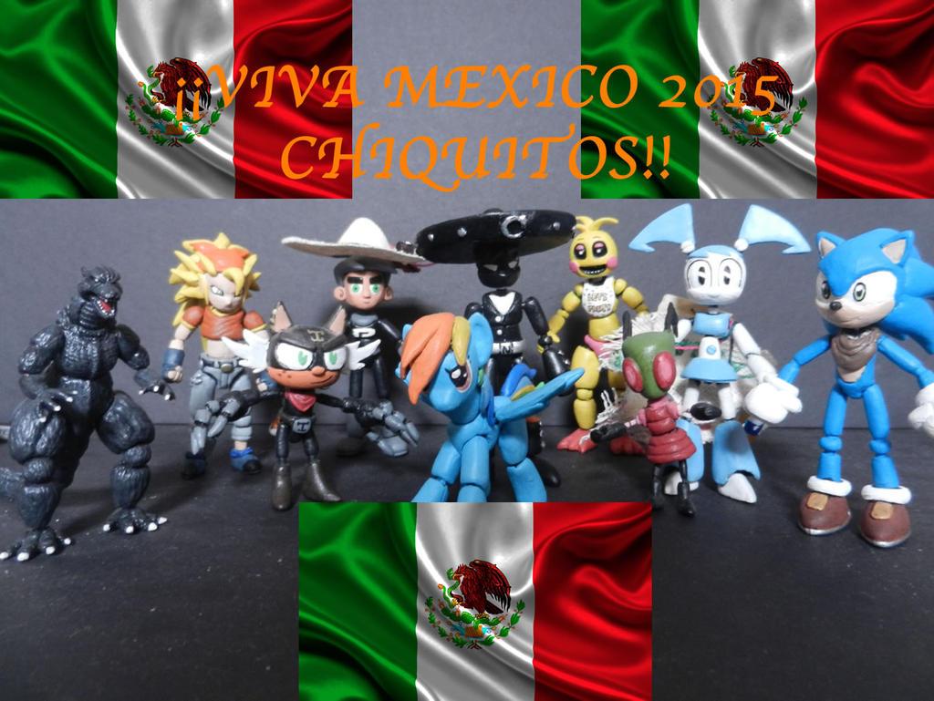 VIVA MEXICO 2015 by mayozilla