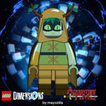 huntress wizard lego dimensions