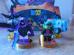 Raven and beast boy lego dimensions