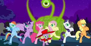 brains ponies