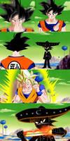 Goku vs Charro Negro