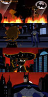Charro negro vs Batman