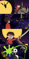 Marco diaz vs Jack skeleton