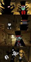 BLACK HAT VS Bendy