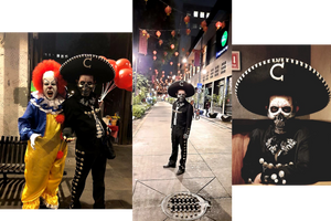 MY DAY OF DIA DE MUERTOS
