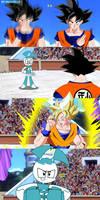 Goku vs XJ9