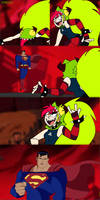 Demencia VS Superman