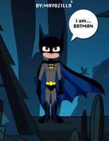 MARCO IS BATMAN