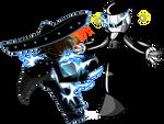 Charro VS Negative