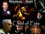 Child Of Fate villains collage by Mecha74