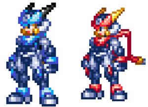 Spritesona Battle form (B-type)
