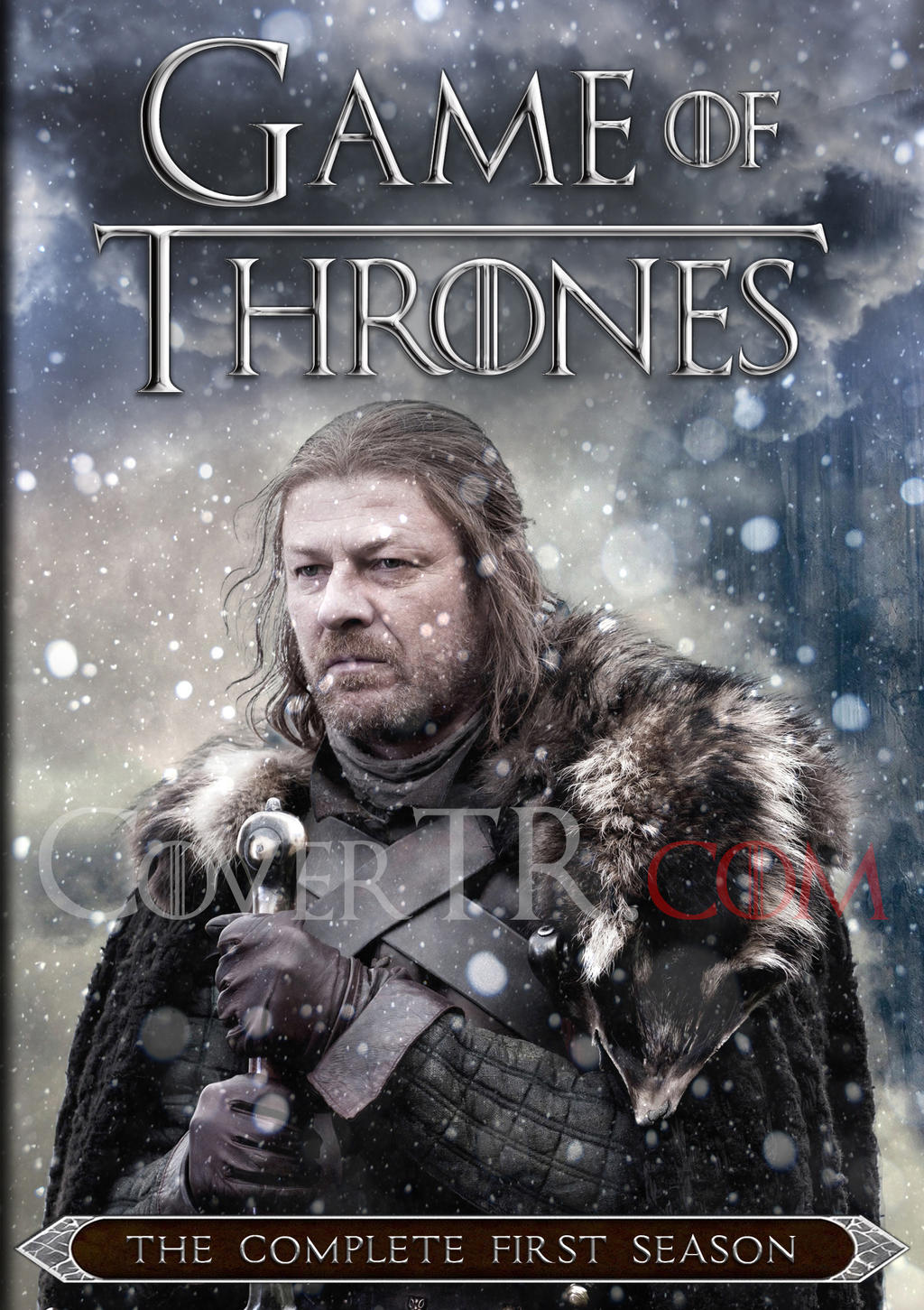 Game of Thrones - Season 1 Dvd Poster by CoverTR on DeviantArt