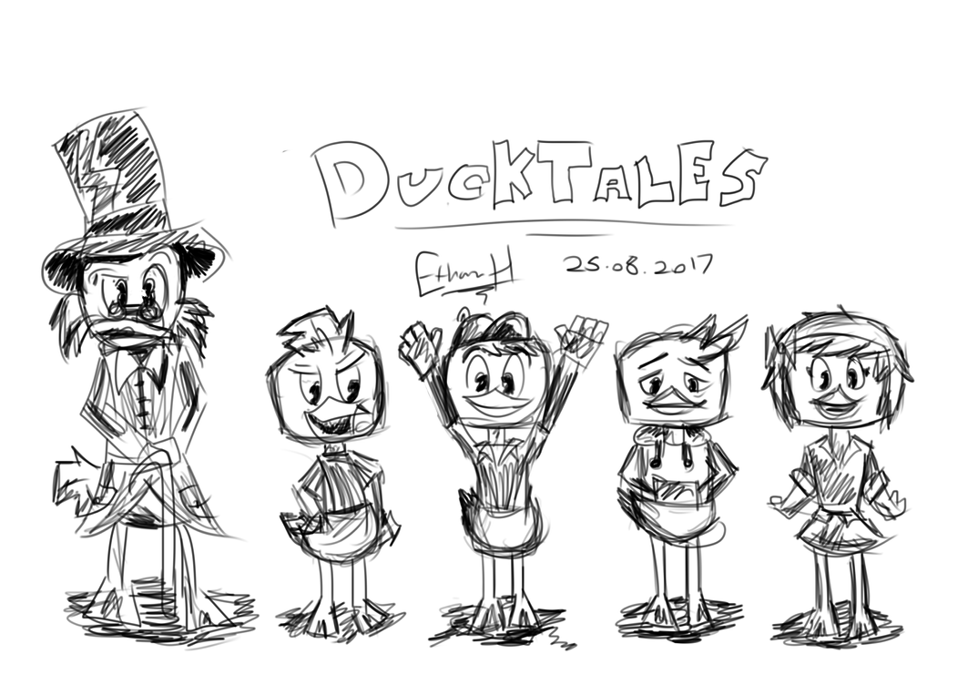 File Pepita concept2 in addition DuckTales 2017 Sketch No Colour 700875498 moreover Disney Coloring Pages together with File Jack Skellington additionally 12. on huey duck
