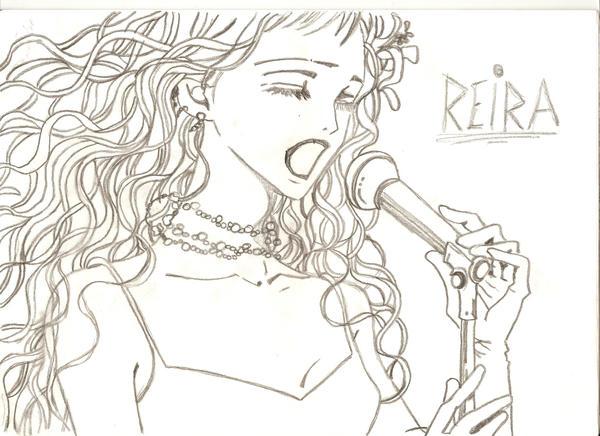 Reira Serizawa by Cookie-Cullen ...
