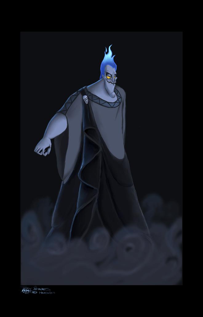 Villain Series : Hades by kczeroo