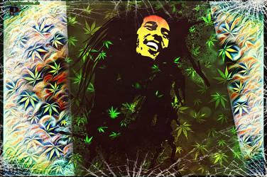 Bob Marley Wallpaper #MadeWithPicsArt by BA666