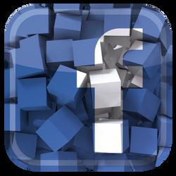 Facebook Button by BA666