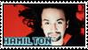 Hamilton stamp by rotkids