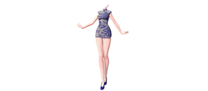 [MMD] TDA China Dress