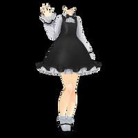[MMD] Lolita Dress DL by MilkaElRinka