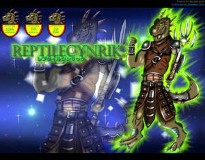 ReptileCynrik wallpaper set