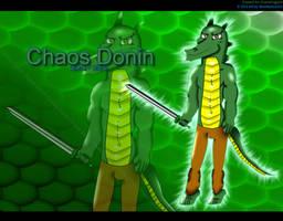 Chaos Donin wallpaper set